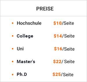 Preise für Seite